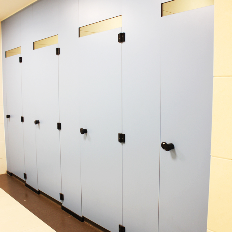 Floor to Ceiling Toilet Partitions