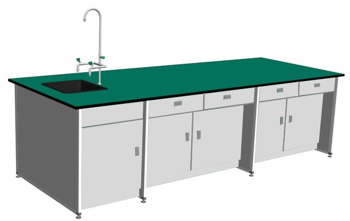 Lab Countertop