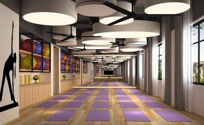 Private Yoga Hall
